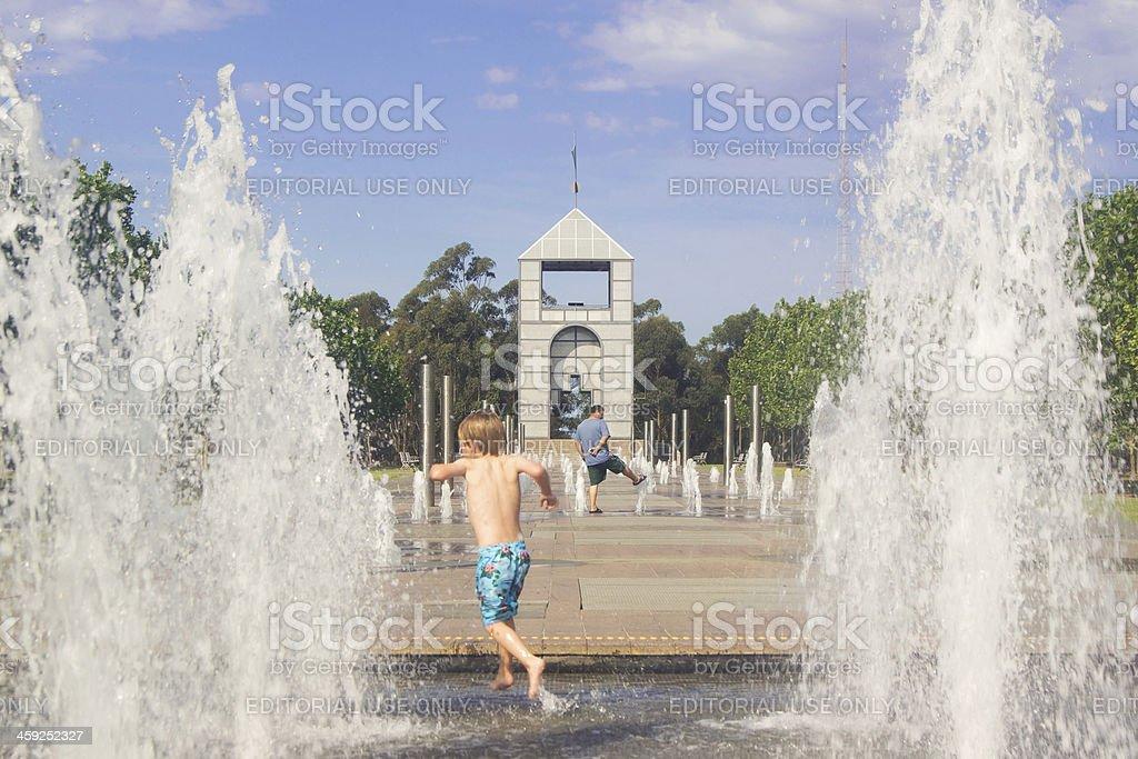 Homebush Bicentennial Park Stock Photo 459252327