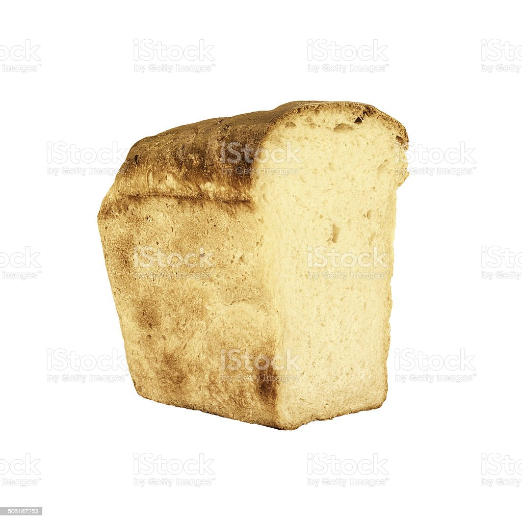 Home-cooked bread stock photo