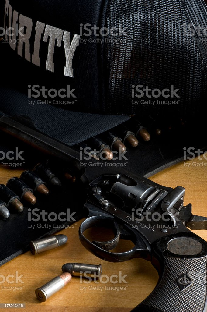 HomeLand Security royalty-free stock photo