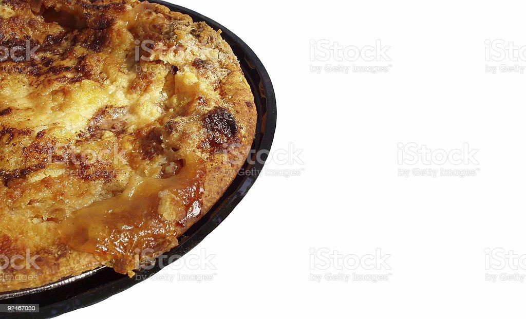 Homemade Apple Pie - Food royalty-free stock photo