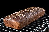 Homemade Borodinsky Bread