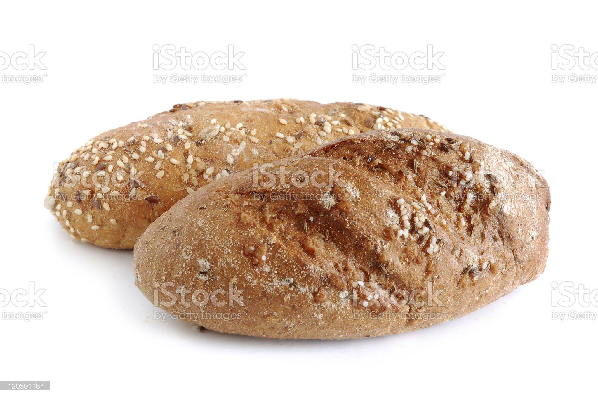 Homemade bread royalty-free stock photo