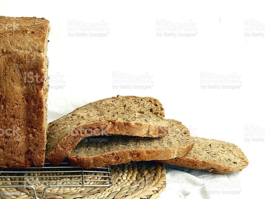 Home-Made Bread royalty-free stock photo