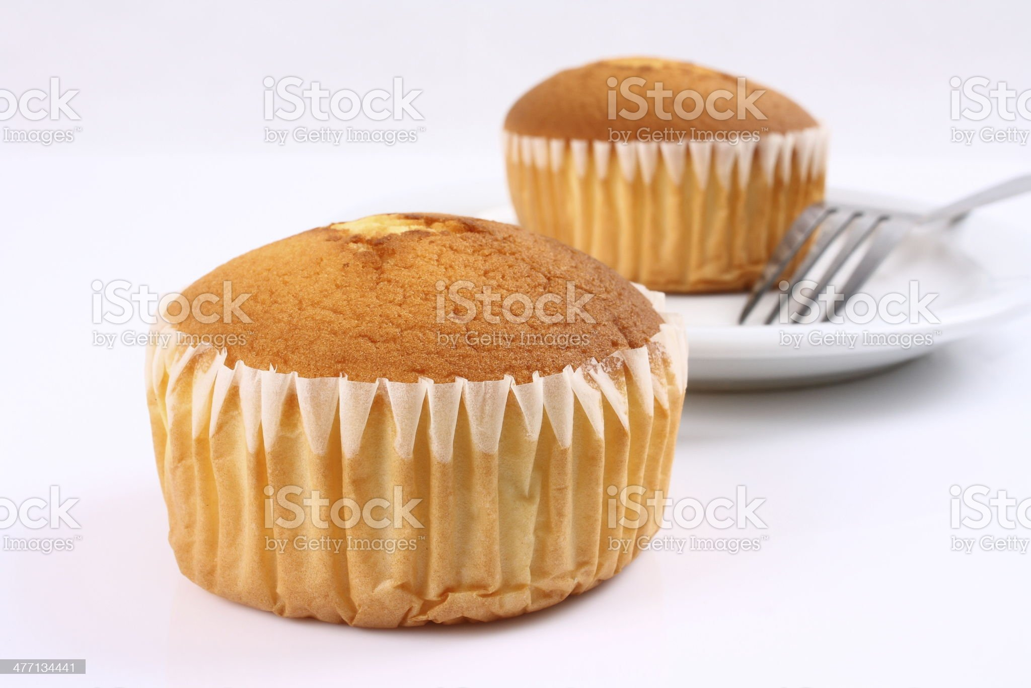 Homemade cake close-up royalty-free stock photo