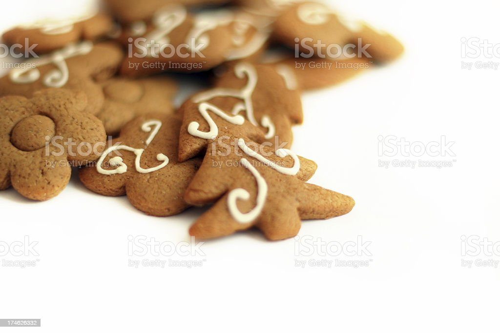 Homemade Cookies royalty-free stock photo