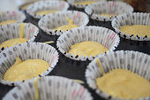homemade muffins, to cook