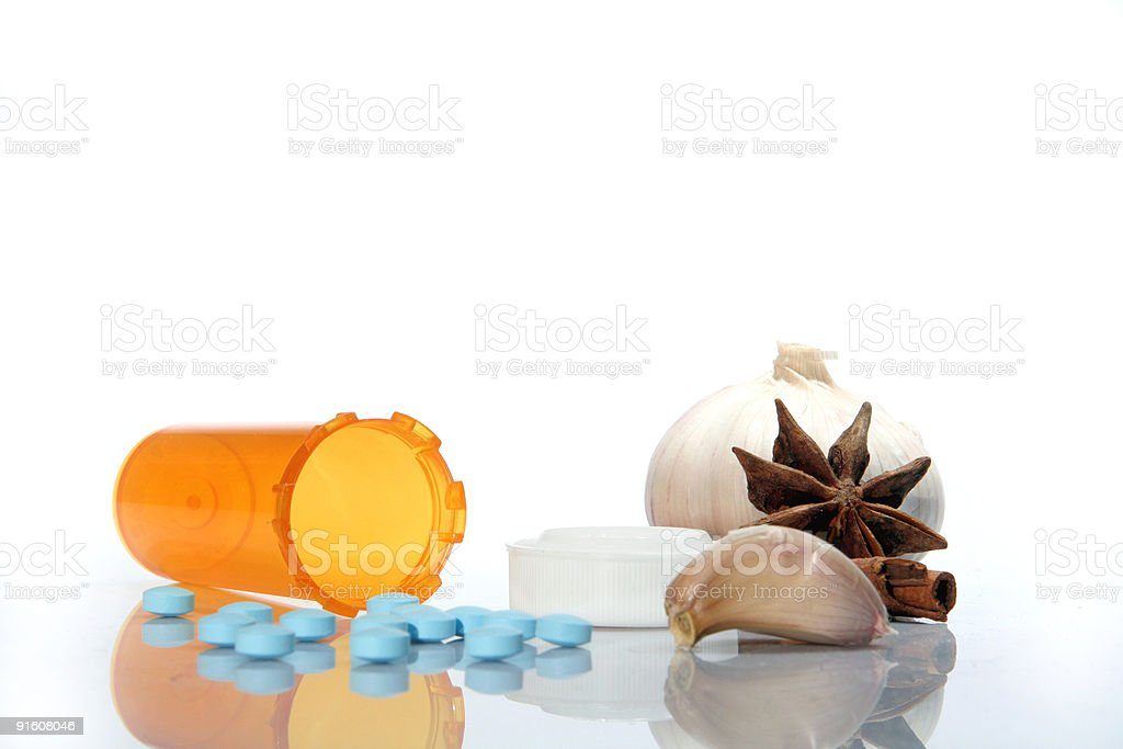 Homeopathy royalty-free stock photo