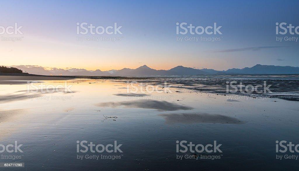 Homer, Alaska stock photo