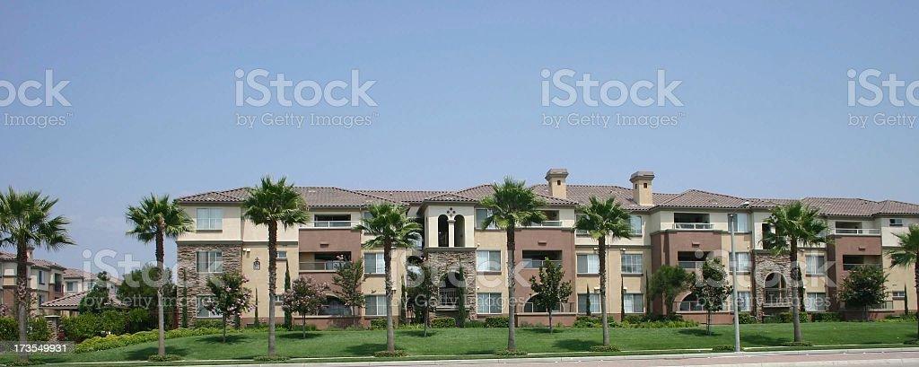 Homes for you 'condo ' stock photo