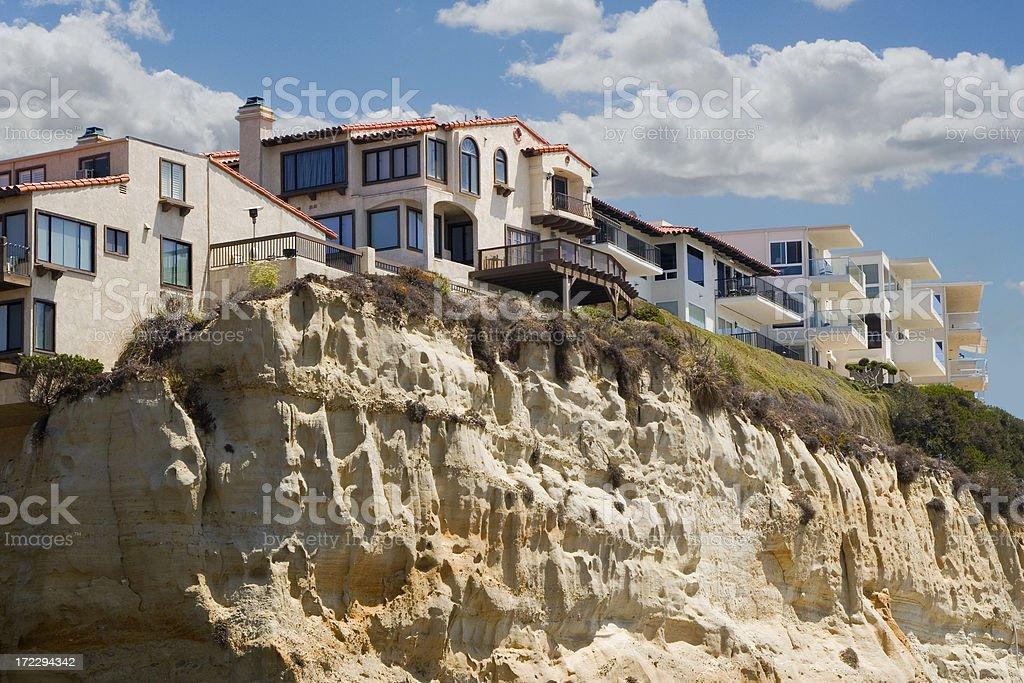 homes- orange county royalty-free stock photo
