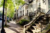 Homes, Savannah