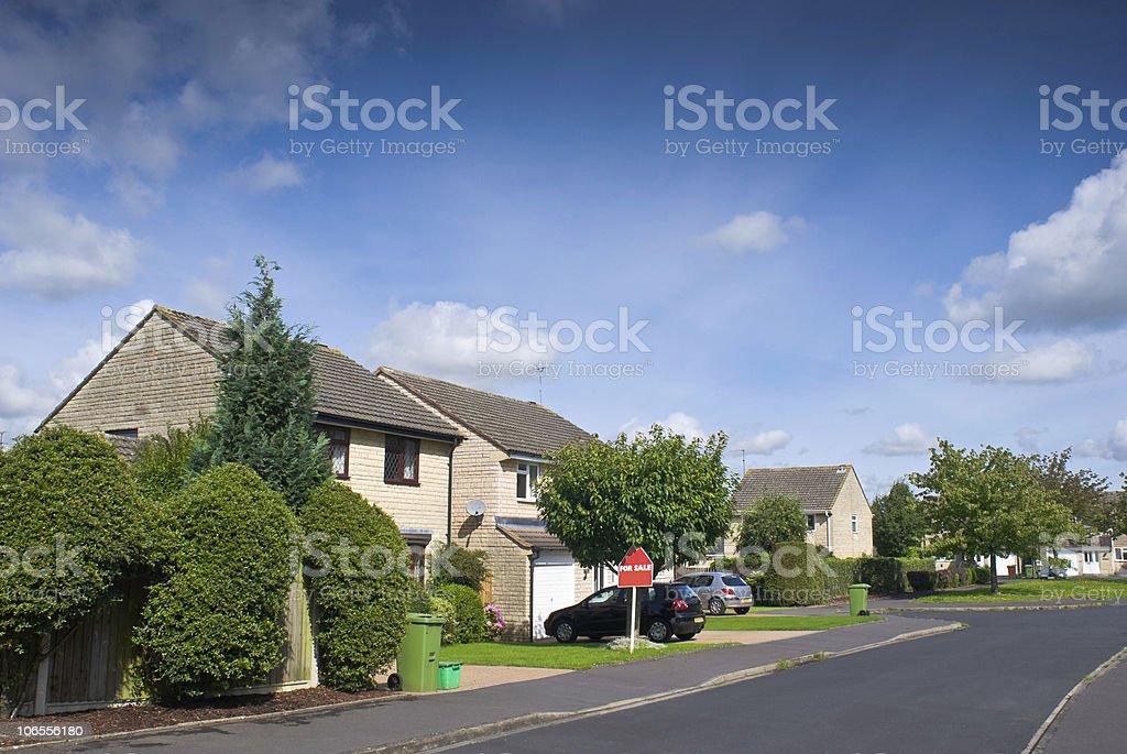 Homes series royalty-free stock photo