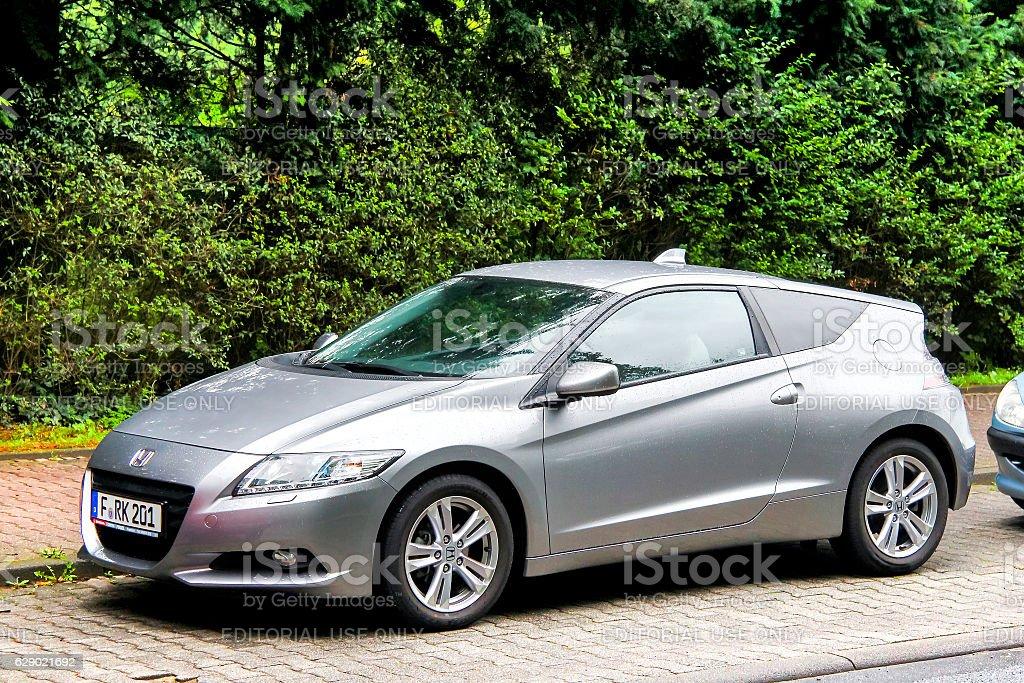 Honda CR-Z stock photo
