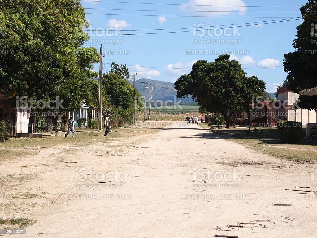 Honduras, Cuba stock photo
