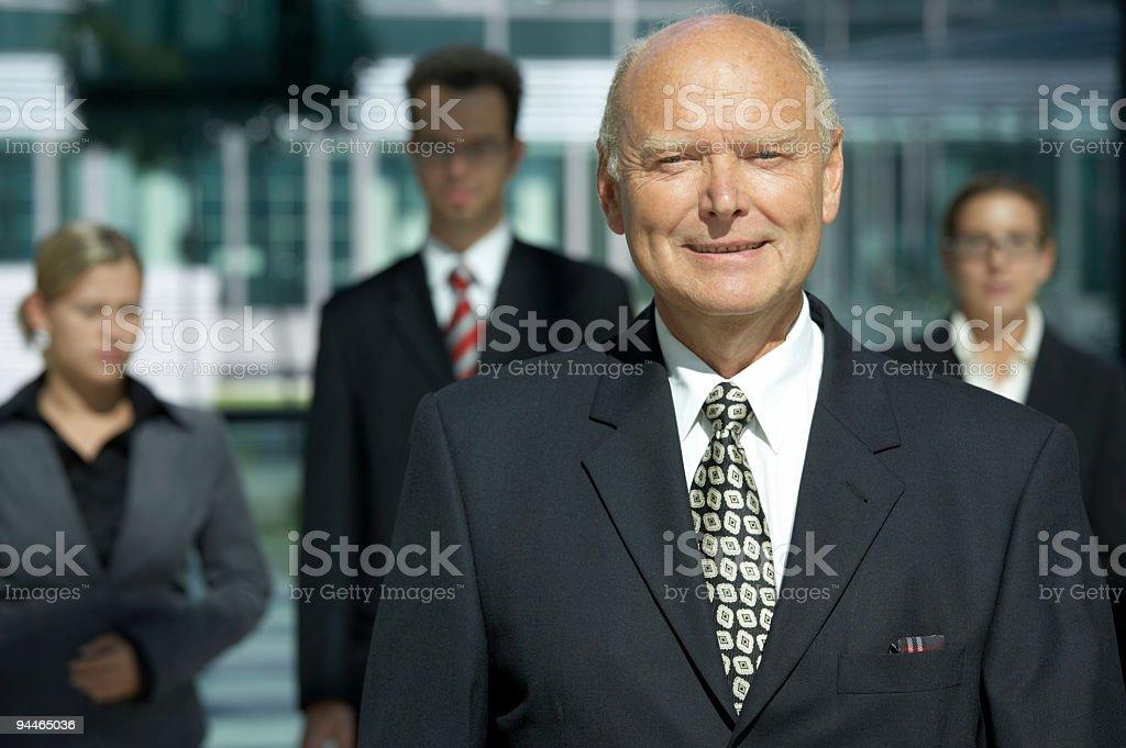 honest businessman royalty-free stock photo
