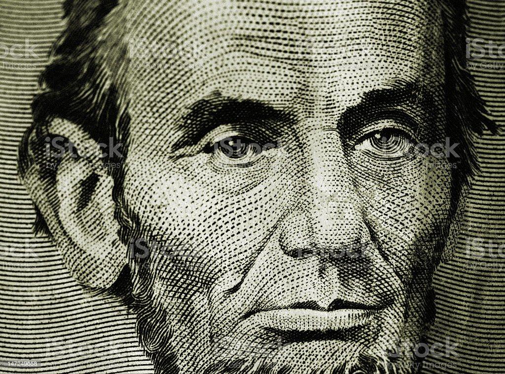 Honest Money stock photo