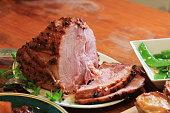 Honey Baked Christmas Ham