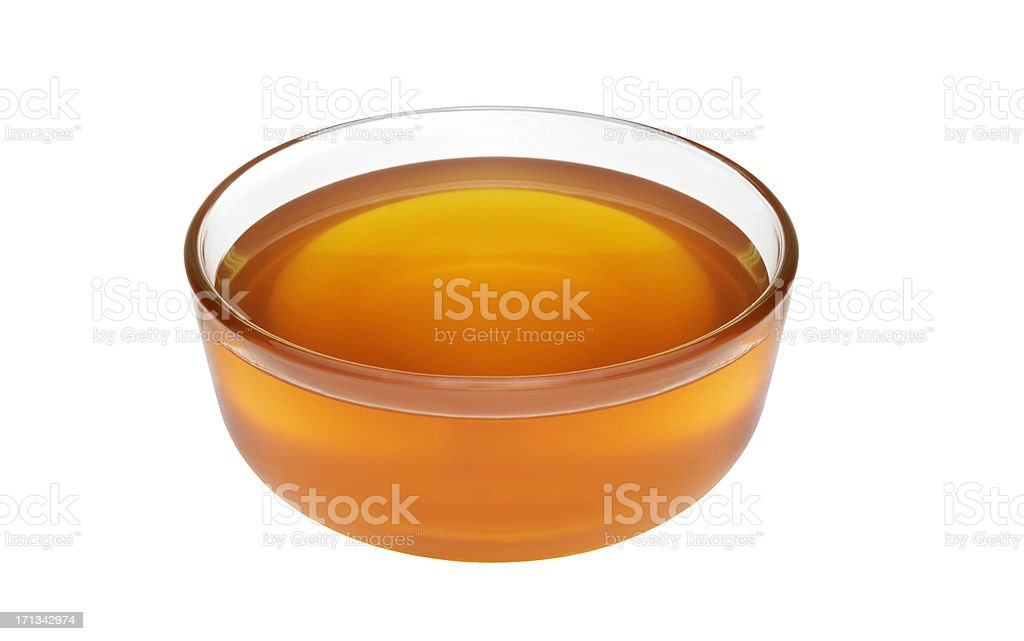 Honey+Clipping Path (Click for more) stock photo