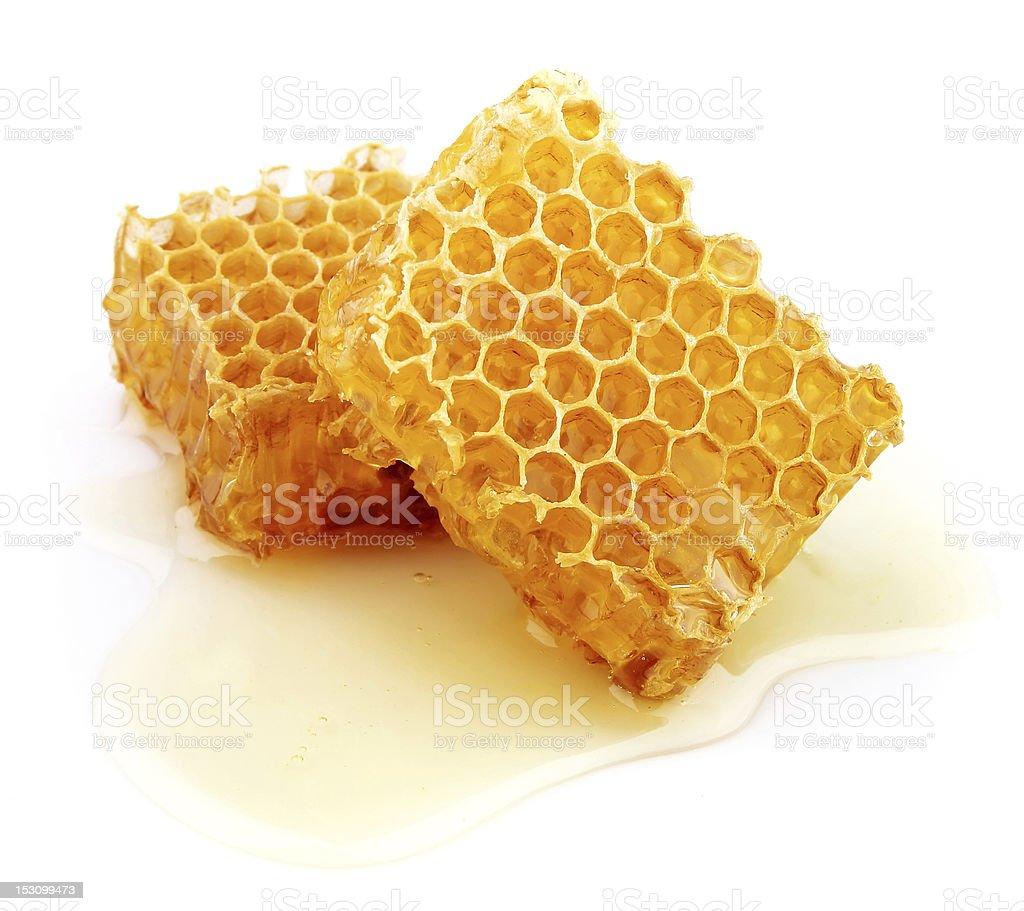 Honeycomb stock photo