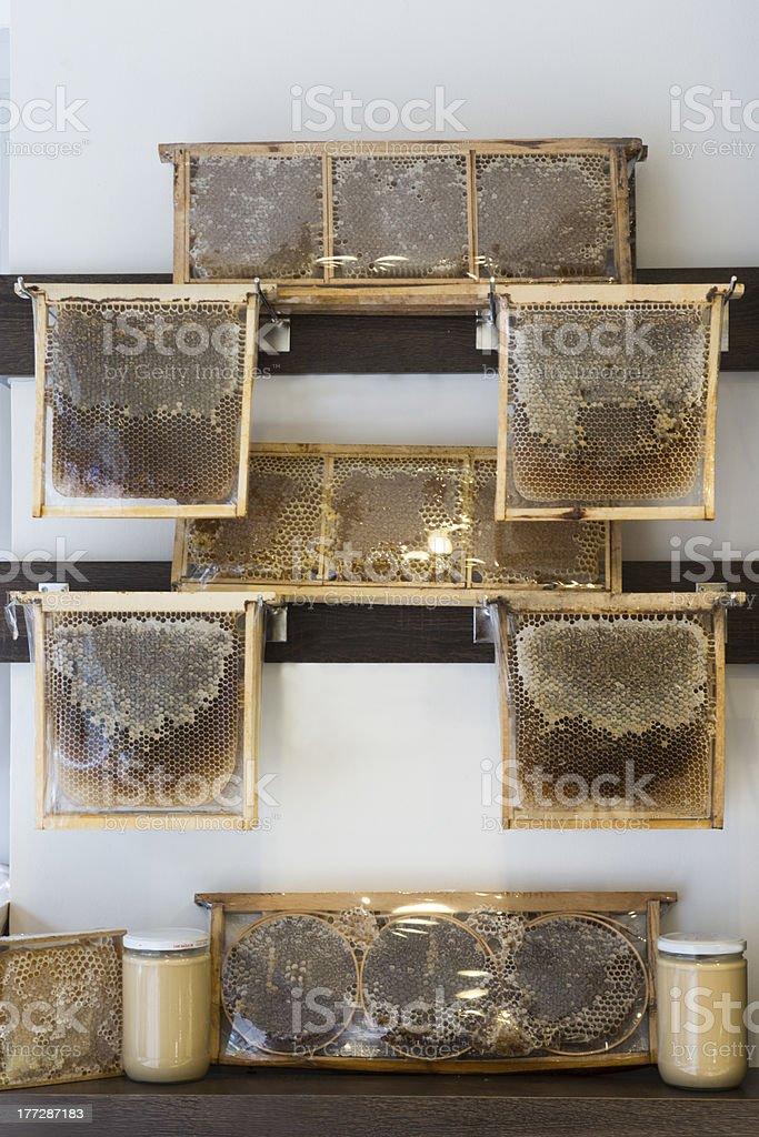 honeycomb royalty-free stock photo
