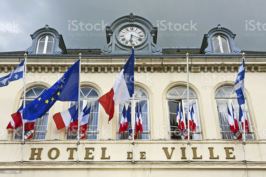 Honfleur royalty-free stock photo