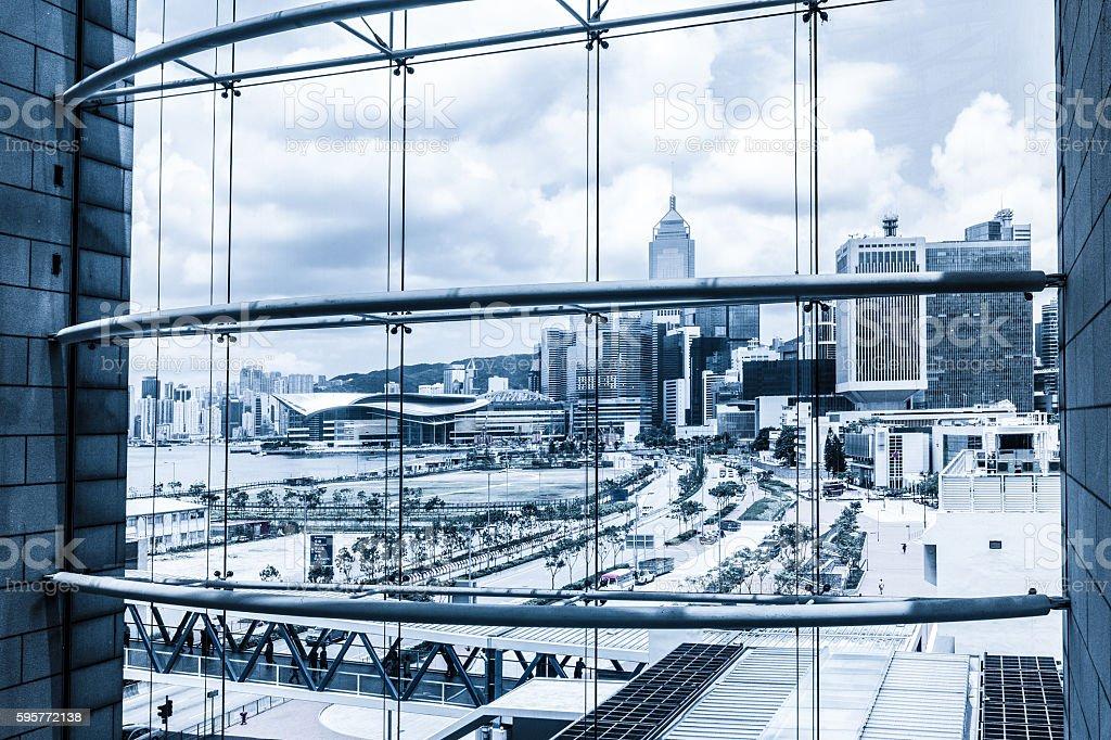 Hong Kong, China stock photo