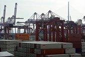 Hong Kong port