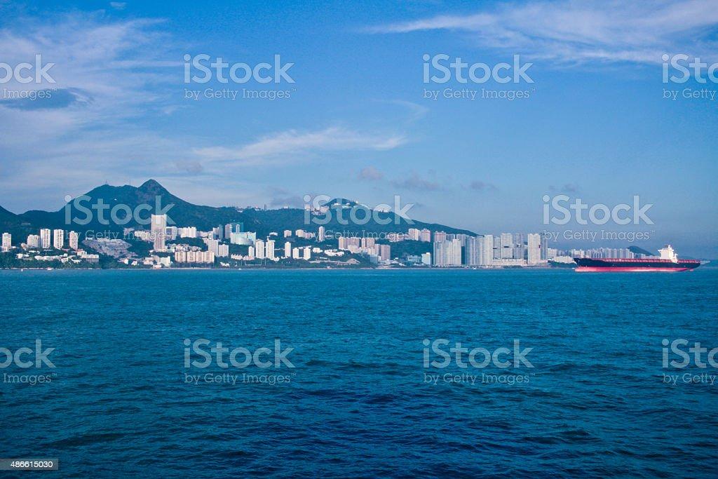 Hong Kong southern stock photo