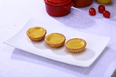 Hong Kong style Egg tart (蛋挞)