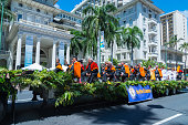 Honolulu, HI,  2016  - The  Annual King Kamehameha Day Parade
