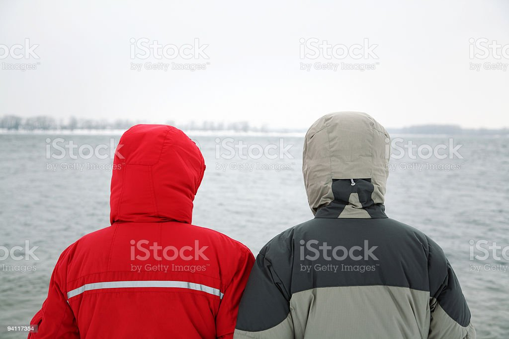 hoods royalty-free stock photo