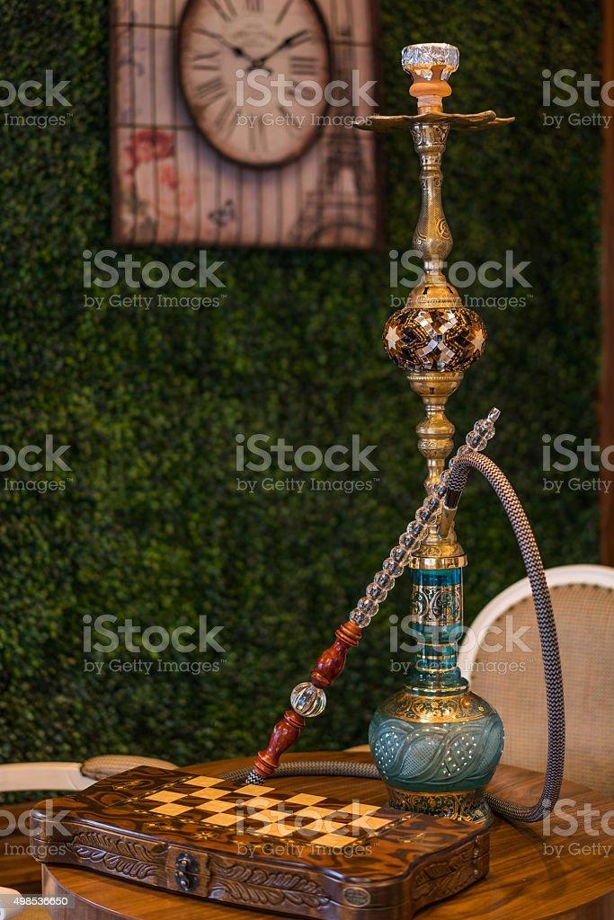 hookah stock photo