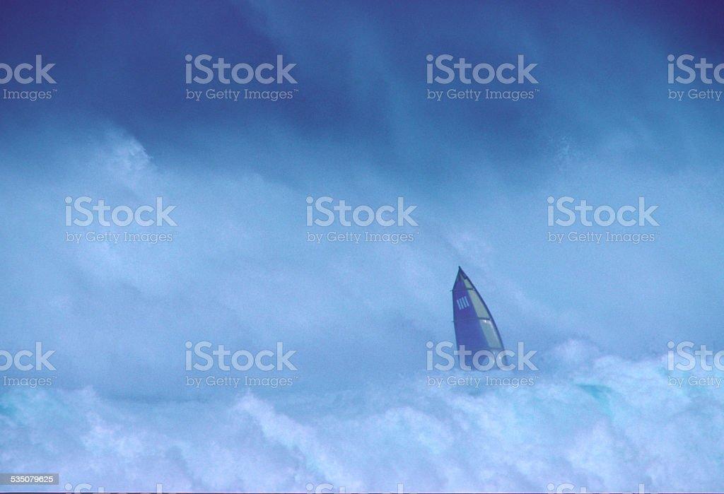 Ho'okipa - Maui - Hawaii stock photo