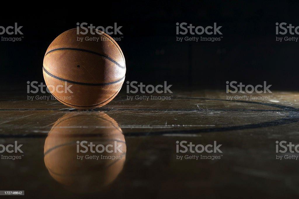 Hoop Dreams stock photo
