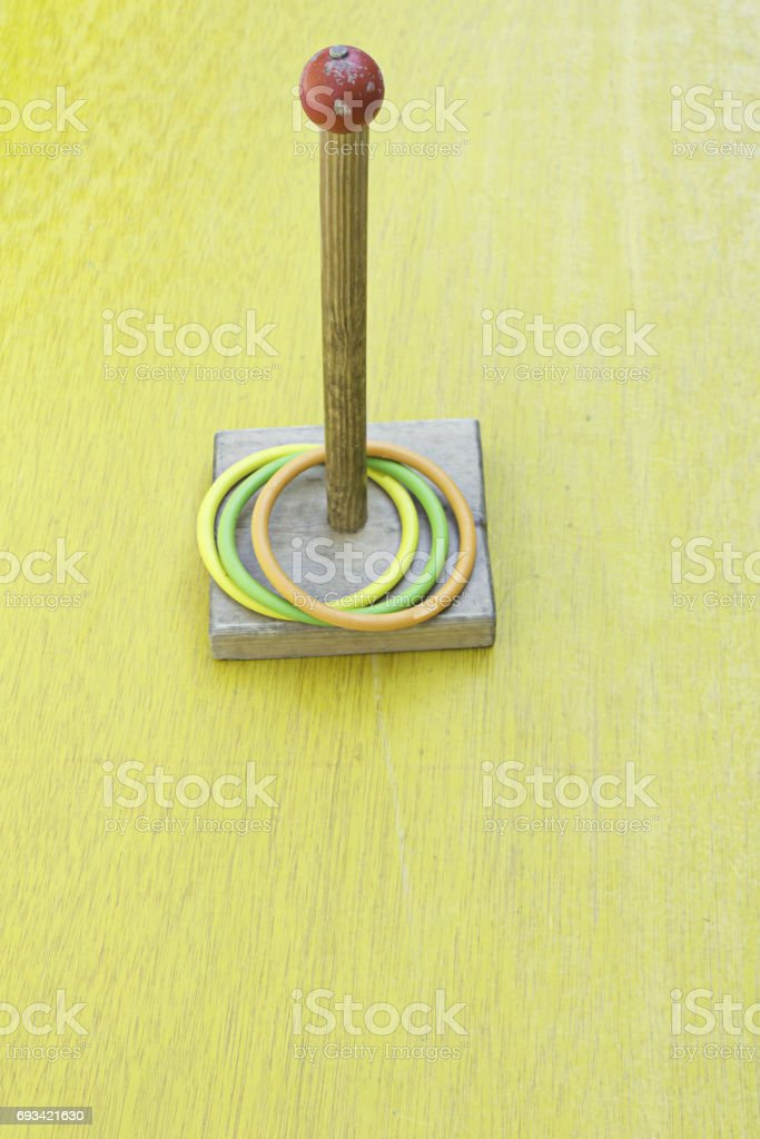Hoops game stock photo
