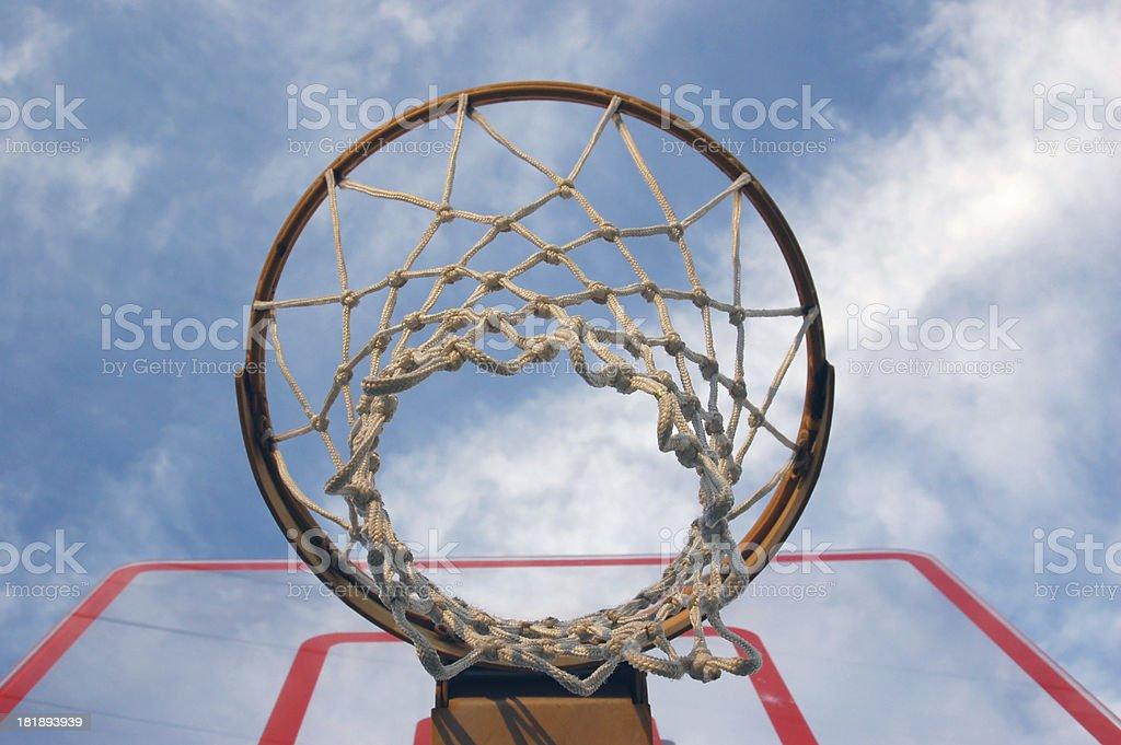 Hoops Heaven stock photo