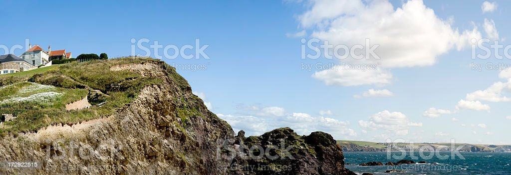 hope cove royalty-free stock photo