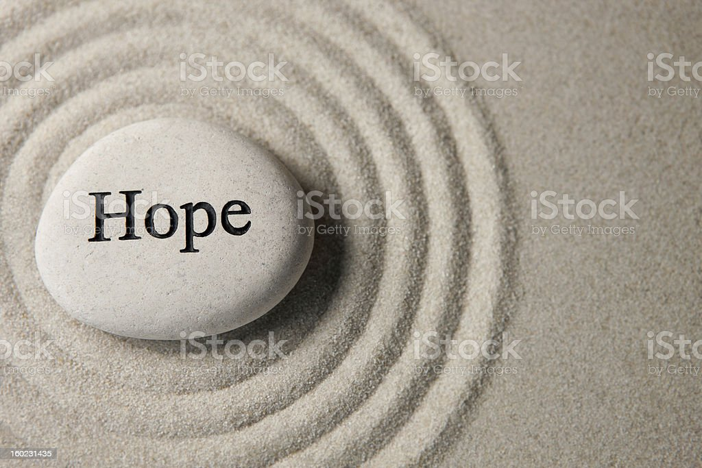 Hope stock photo