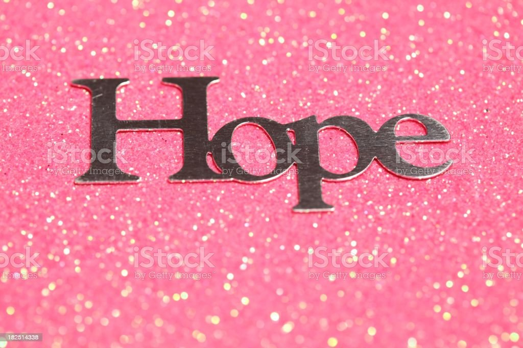 Hope royalty-free stock photo