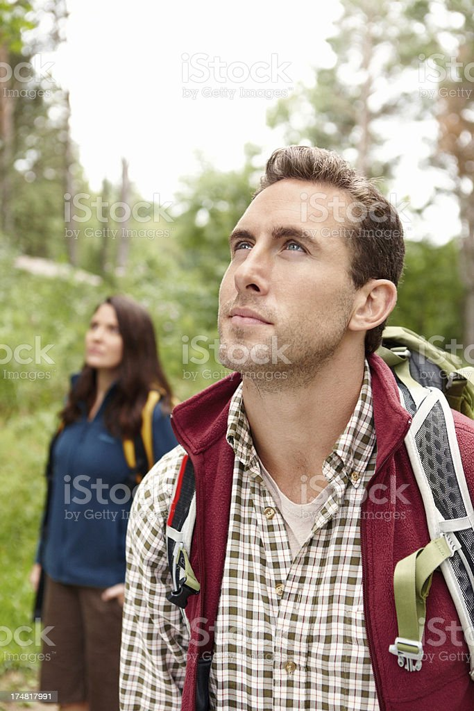 I hope the weather holds up... royalty-free stock photo