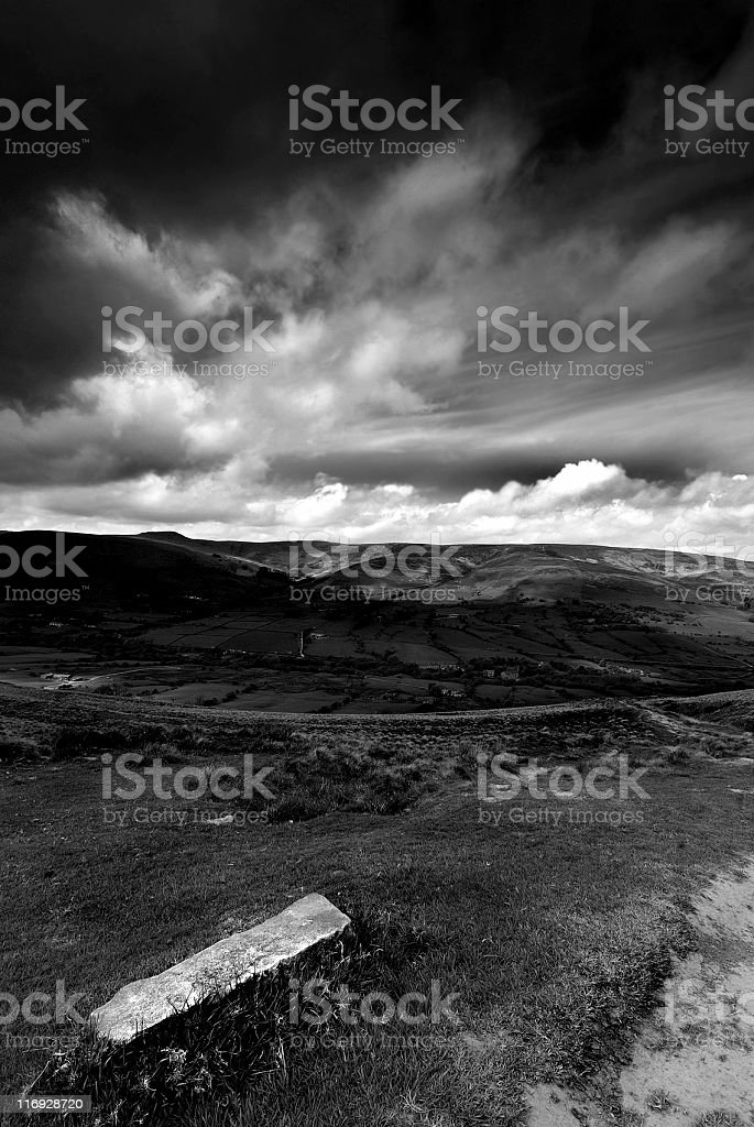 Hope Valley royalty-free stock photo