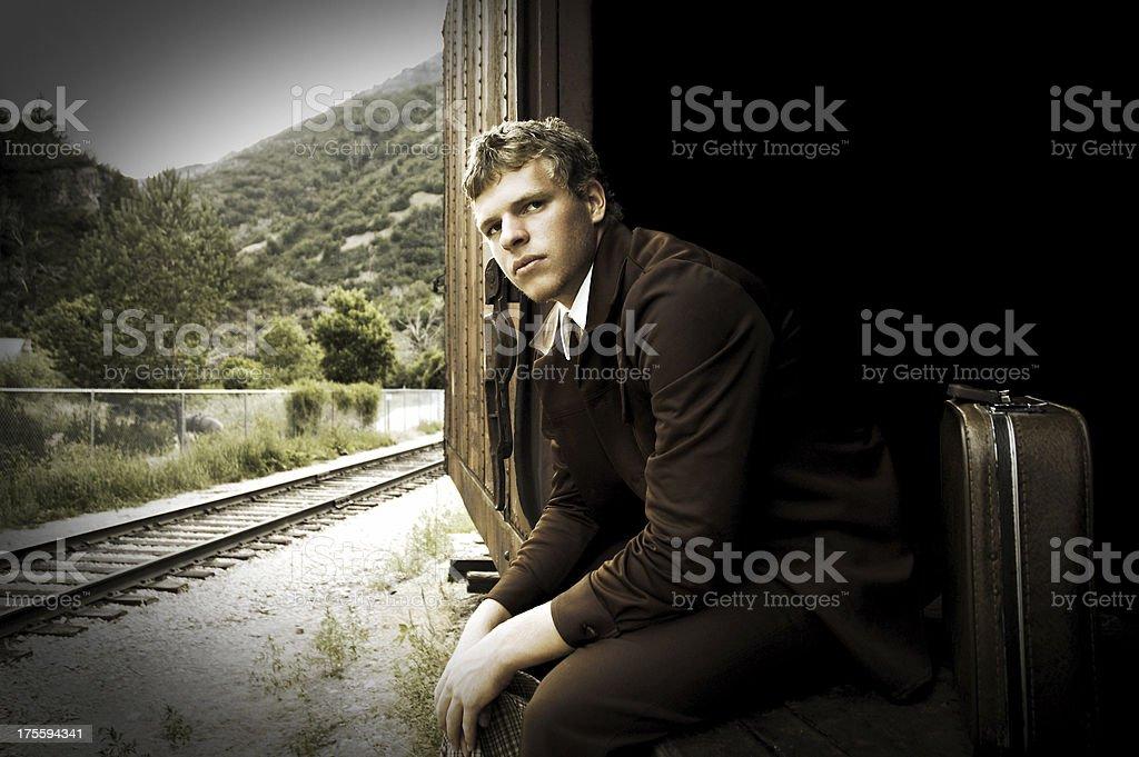 Hopeful stock photo