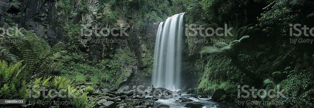 Hopetoun Falls, Victoria, Australia stock photo