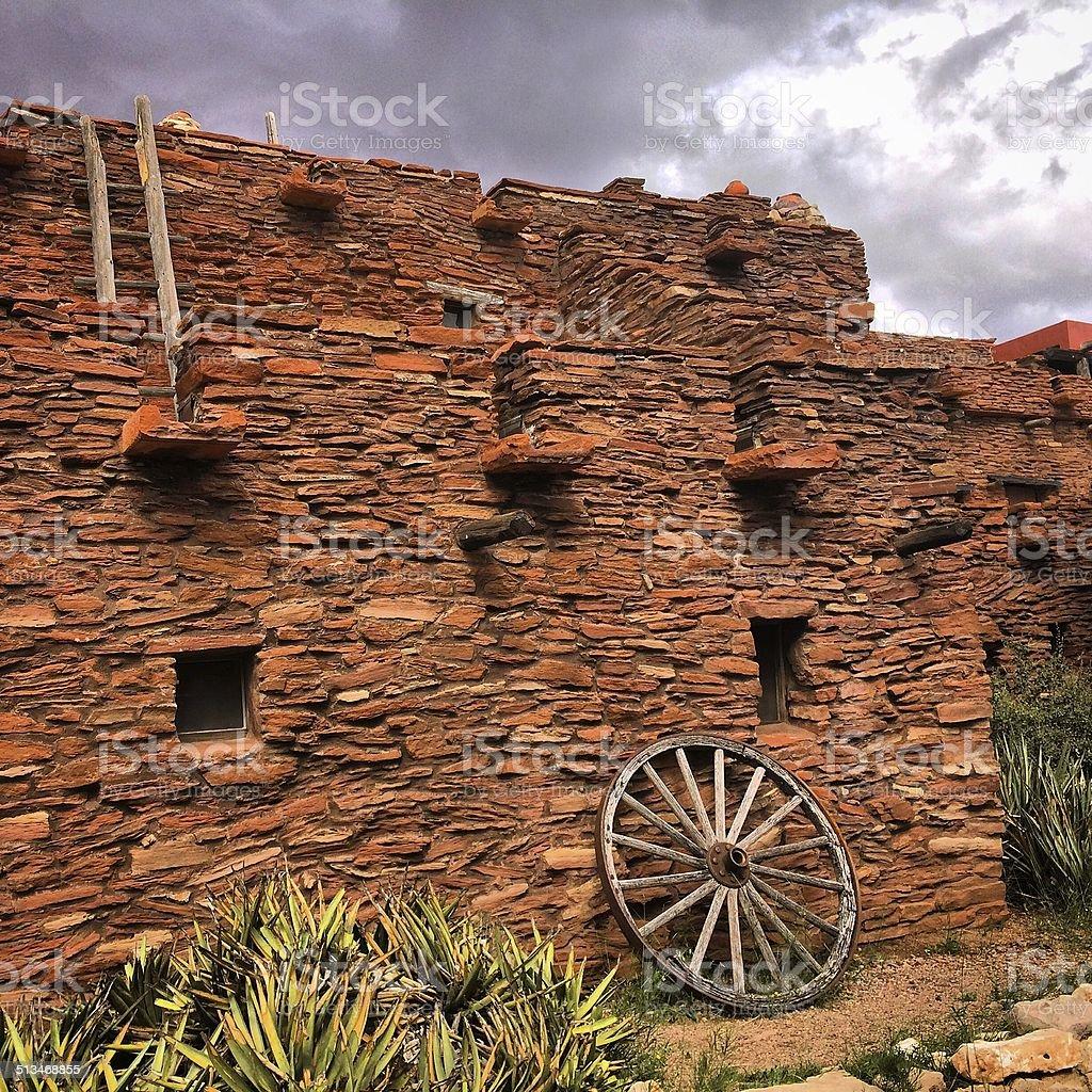 Hopi House stock photo
