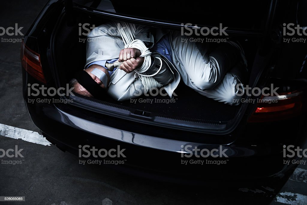 Hoping for a miracle stock photo