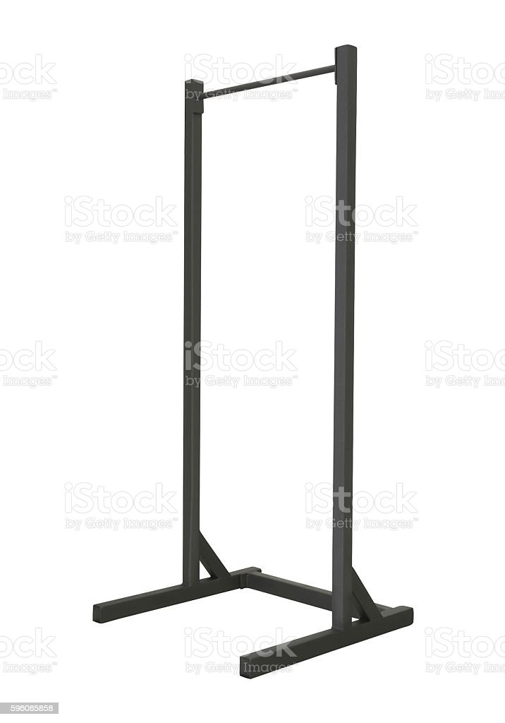 horizontal bar stock photo