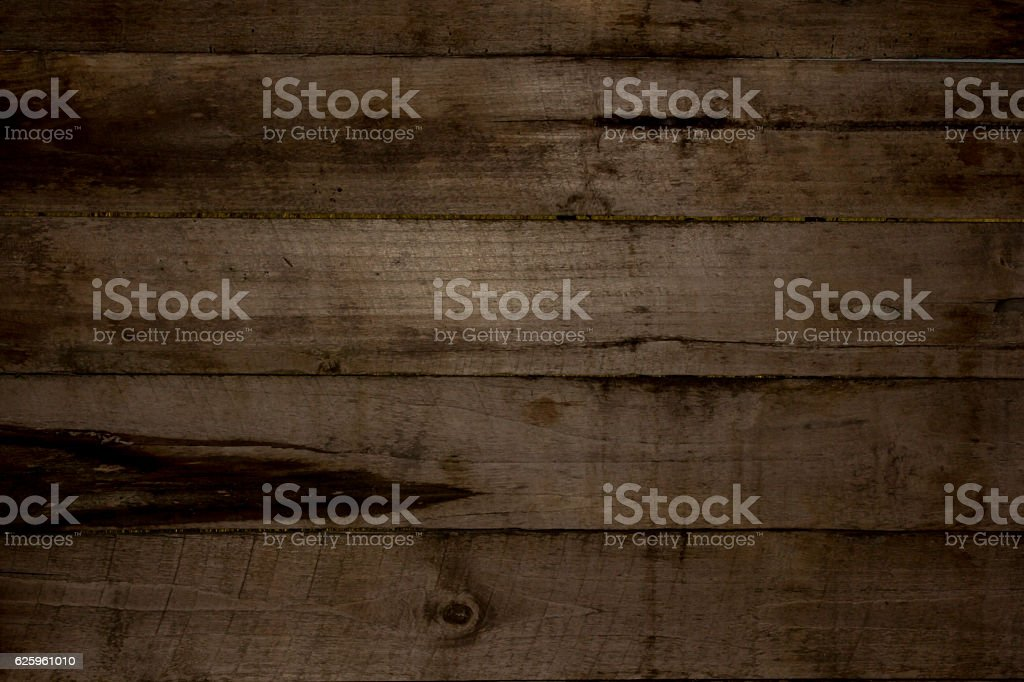 Horizontal Barn Wooden Wall Planking Texture. Reclaimed Old Wood stock photo