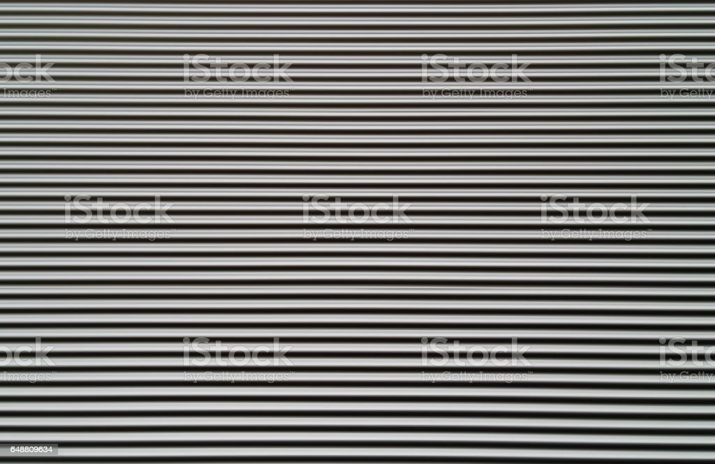 Horizontal black and white motion blur panels background stock photo