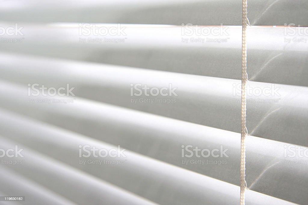 horizontal blinds stock photo