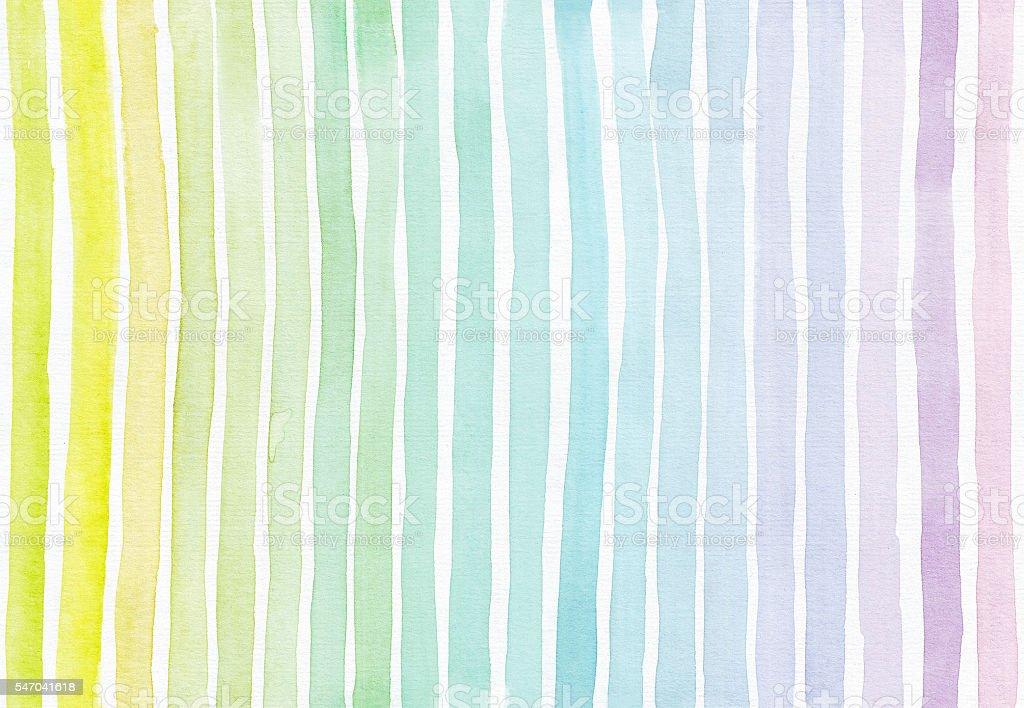 Horizontal seamless background with hand drawn stripe gradient stock photo